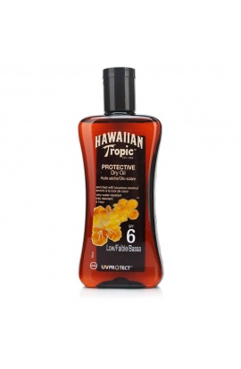 Hawaiian Tropic Protective Dry Oil Spf6