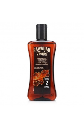 Hawaiian Tropic Tanning Oil Spf2
