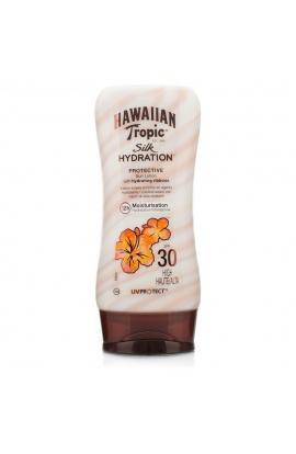Hawaiian Tropic Silk Hydration Protective Sun Lotion Spf30