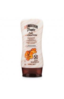 Hawaiian Tropic Silk Hydration Protective Sun Lotion Spf50