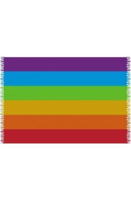 Canga de Praia Rainbow GLS - Bali Blue